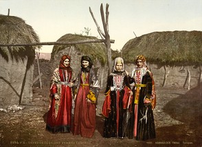 Tartar Women of the Caucasus, 1895