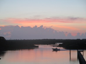 Sunrise on the River (Intracoastal)