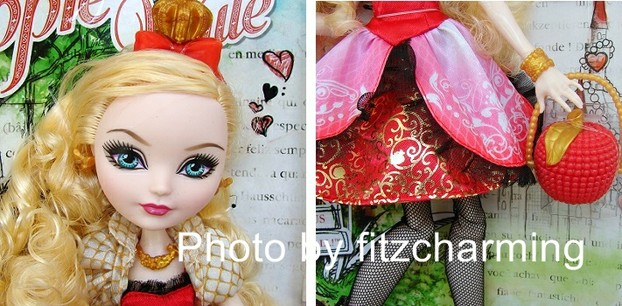 Apple White Ever After High Doll