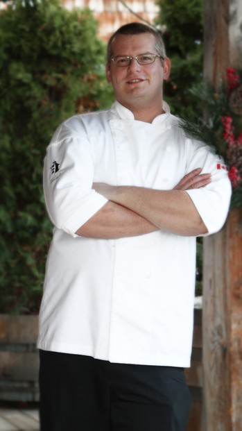 Chef Rob Cordonier