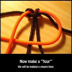 Starting the knot
