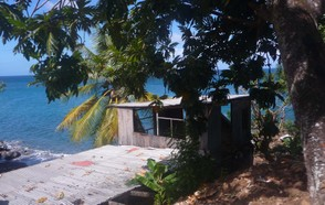 Grenada = Shack on the Beach