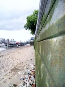 Tower of London Foreshore
