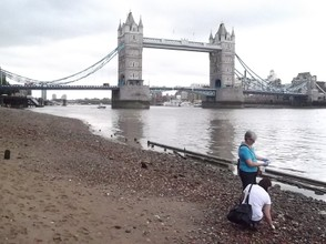 The Tower of London Foreshore