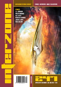 Interzone 247 (July-August 2013)