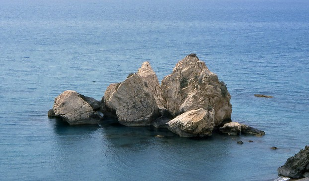 Aphroditie's Rock, Near Limassol