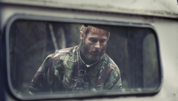 Sean Harris as Stephen Morton in Southcliffe