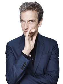 Peter Capaldi is the new Doctor