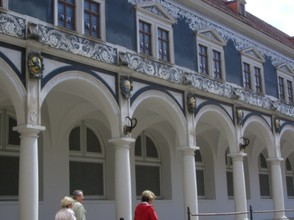Stalhof (Once the Palace Stables