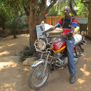 Adam and His Boda Boda