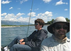 Fishing the Snake RIver