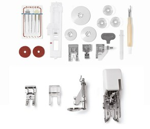Singer 7469Q Presser Feet and Accessories