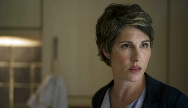 Tamsin Greig in The Guilty