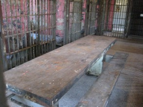 Prisoner Dining Area