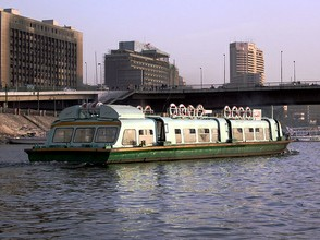 River Nile bus