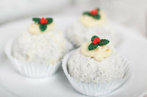 A Modern Take on Christmas Puddings