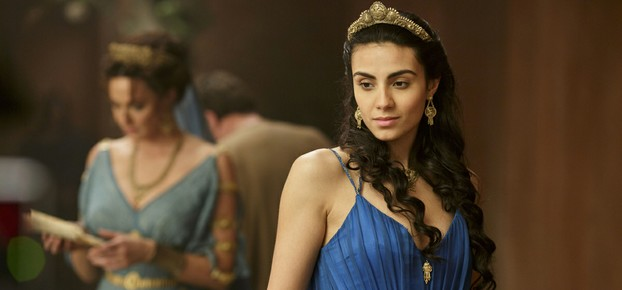 Aiysha Hart as Ariadne in Atlantis