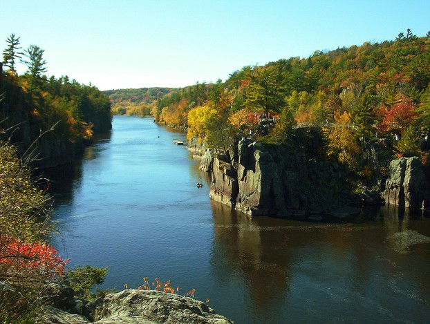 Dalles of the St. Croix River, Interstate State Park