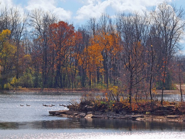 Menomonee Park, formerly Lannon Springs Quarry