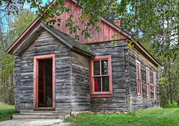 Raspberry School, Old World Wisconsin
