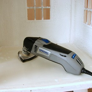 Dremel Multimax Sander