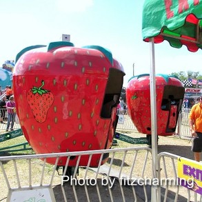 Strawberry Festival Fair Ride