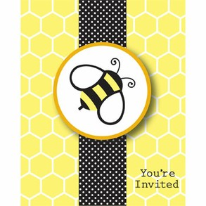 Write-In Bee Invitations