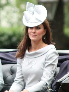 Kate Middleton will become Queen Catherine