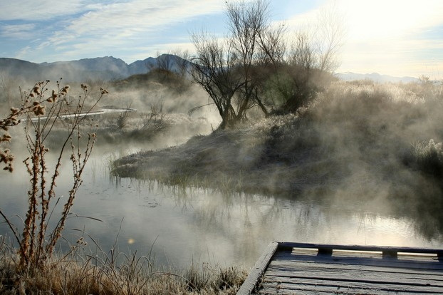 Crystal Springs, Ash Meadows National Wildlife Refuge