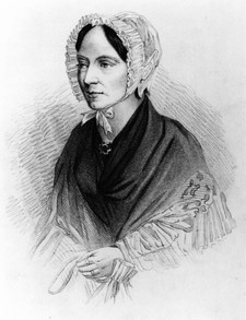 Portrait of Eliza Fraser (artist unknown)