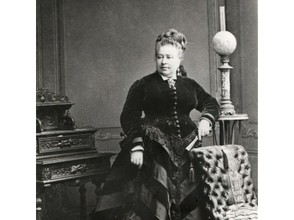 undated photo of Marguerite Boucicaut