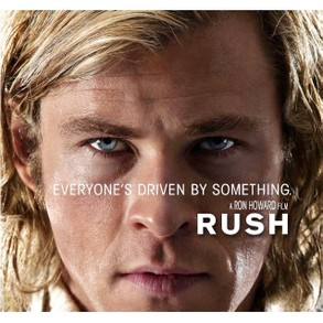 Rush (2013), Movie Poster