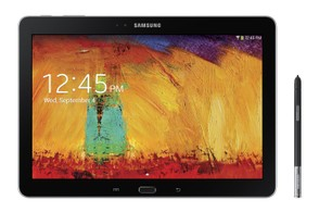 An image of how the Samsung Galaxy Note Tablet With S Pen looks like