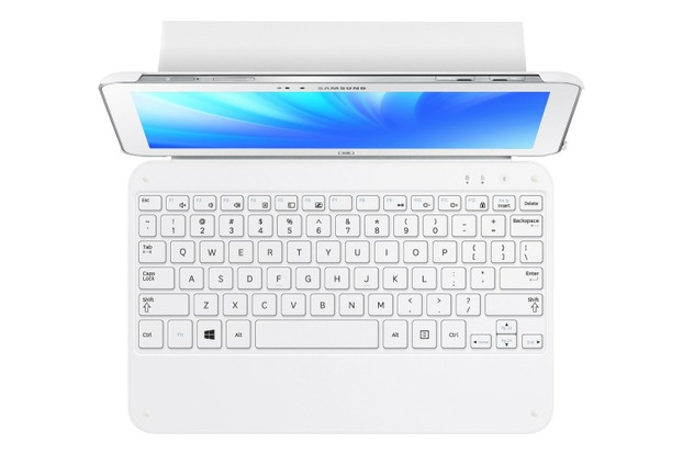 Another image of the Samsung ATIV Tab 3 Tablet With Keyboard