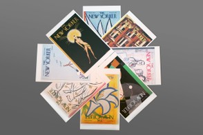 Selection of New Yorker Postcards