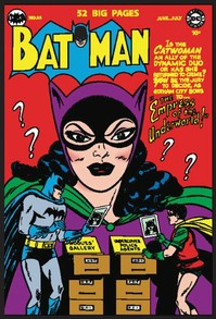 Cover of DC Comics Batman Comic
