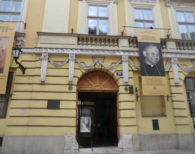 Image: John Paul II's Home in Krakow