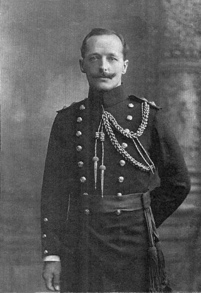 undated photo of Major-General Sir Wilfred Malleson (September 8, 1866–January 24, 1946)