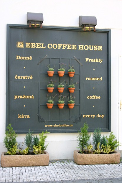 Ebel Coffee House, Prague