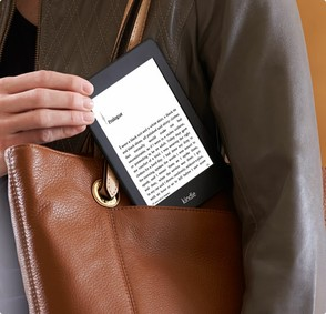 Another image of the Kindle Paperwhite 3G Free 3G + Wi-Fi, All-New Paperwhite Display, High Resolution, High Contrast, Next-Gen Built-in Light