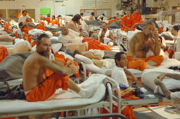 Prison overcrowding leads to tension and tension leads to violence