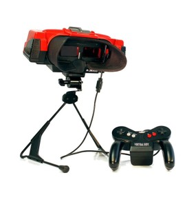 The Virtual Boy