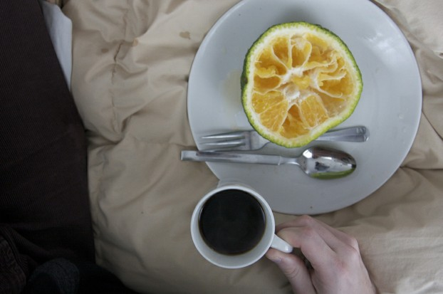 UGLI fruit and coffee