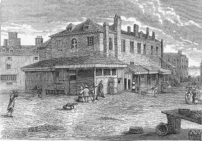 Old Hungerford Market 1805
