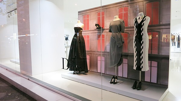 Christian Dior Concept Store
