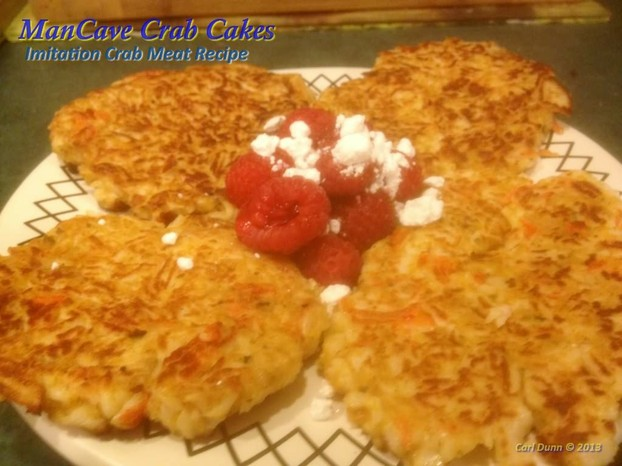 Crab Cake Recipe Using Imitation Crab Meat