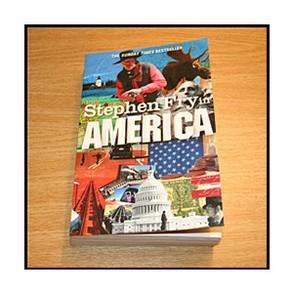 Stephen Fry In America Book