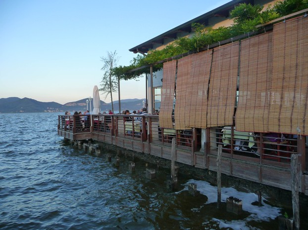 Restaurant on the Lake, Torre del Lago