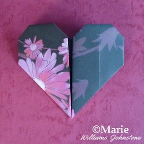 How to Make an Origami Pocket Heart  wikiHow
