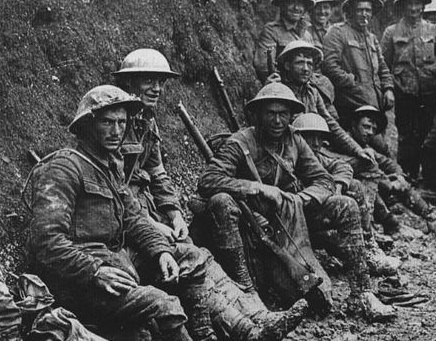 Royal Irish Rifles, Somme 1914